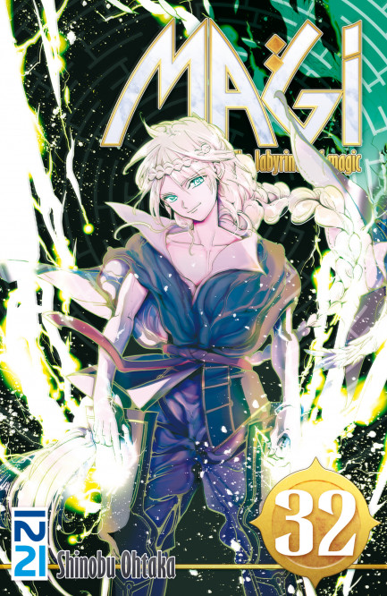 Magi Magi - The Labyrinth of Magic - tome 32