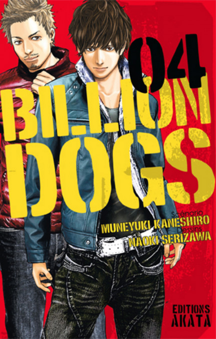 Billion Dogs Billion Dogs - tome 4