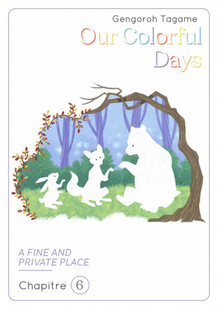 Our colorful Days Our Colorful Days - chapitre 6