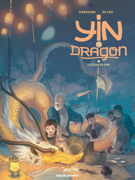 Yin et le Dragon Yin et le dragon - Tome 2