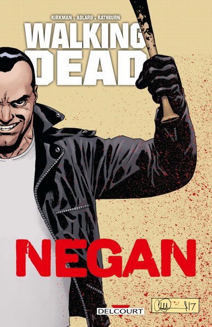 Walking Dead - Negan Walking Dead - Negan