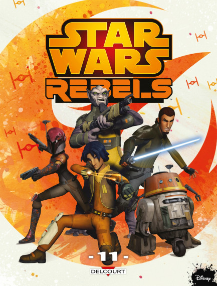 Star Wars - Rebels Star Wars - Rebels T11