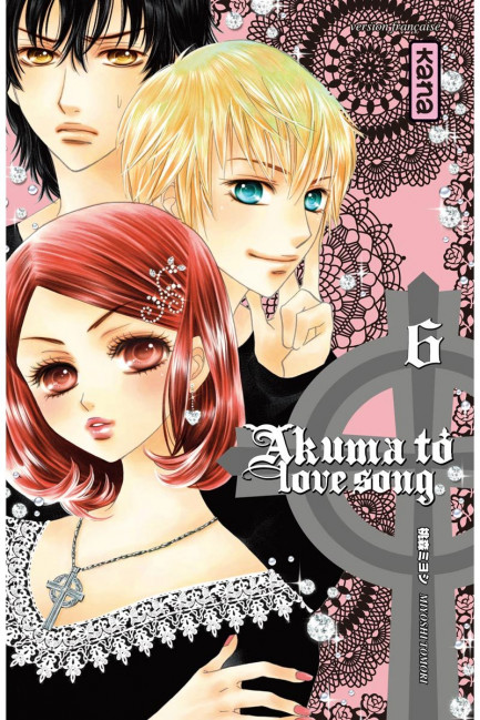 Akuma to Love Song Akuma to love song T6