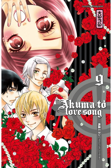 Akuma to Love Song Akuma to love song T9