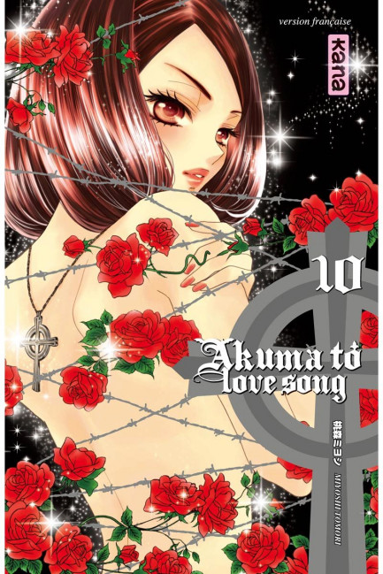 Akuma to Love Song Akuma to Love Song T10