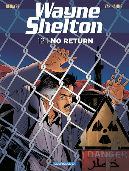 Wayne Shelton No return