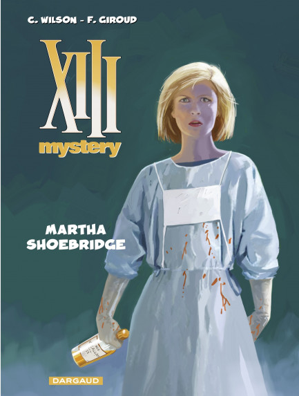 XIII Mystery Martha Shoebridge