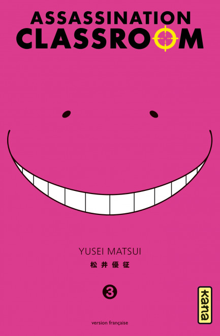 Assassination classroom Assassination classroom T3