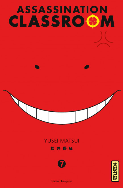 Assassination classroom Assassination classroom T7