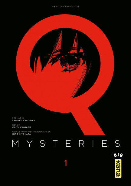 Q Mysteries Tome 1