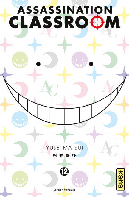 Assassination classroom  Assassination classroom T12