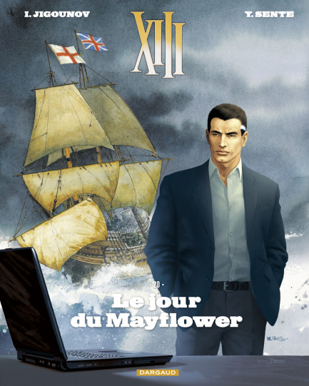 XIII - Nouvelle collection XIII - Nouvelle collection - tome 20 - Le jour du Mayflower