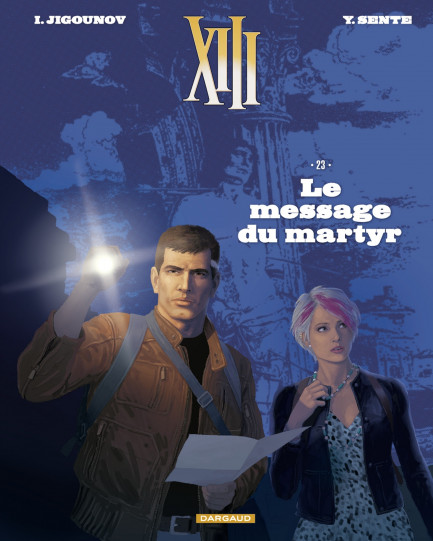 XIII XIII  - tome 23 - Le Message du Martyr