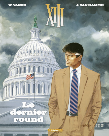 XIII XIII  - tome 19 - Le dernier round