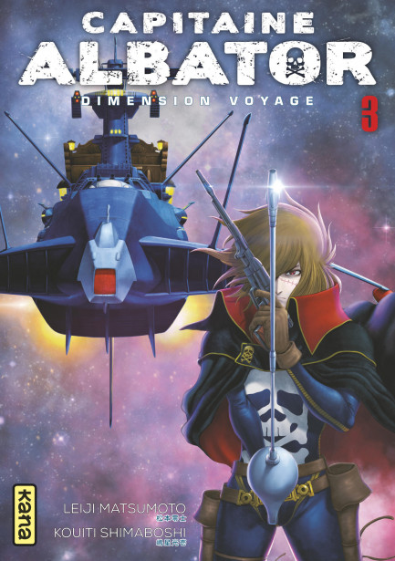 Capitaine Albator Dimension Voyage Capitaine Albator - Dimension Voyage T3