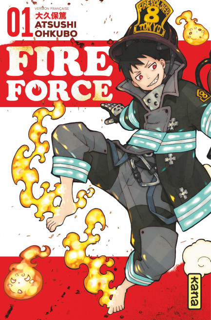 Fire Force Fire Force T1