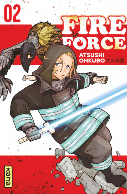 Fire Force Fire Force T2