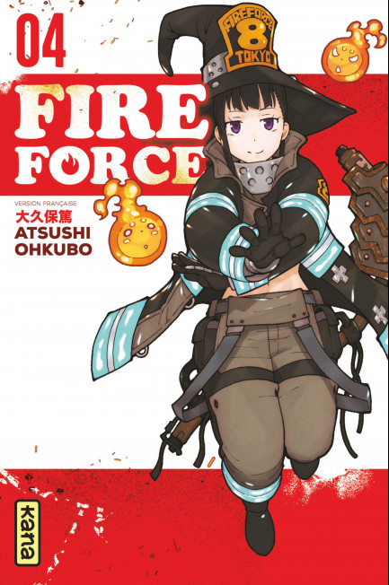 Fire Force Fire Force T4