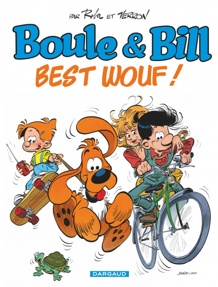 Boule & Bill - Compil Best Wouf !