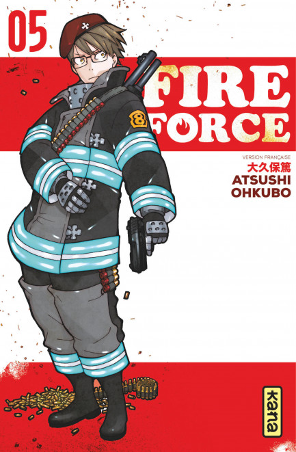 Fire Force Fire Force T5