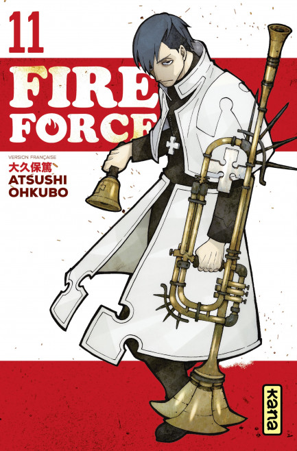Fire Force Fire Force, tome 11