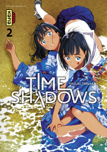 Time shadows Time shadows, tome 2
