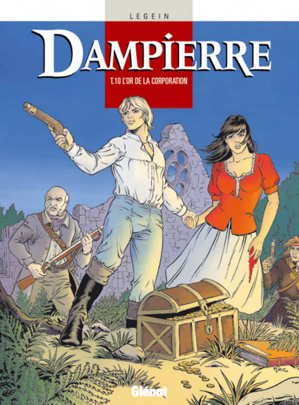 Dampierre  L'Or de la corporation