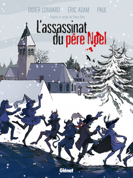 L' Assassinat du père Noël L'Assassinat du père Noël