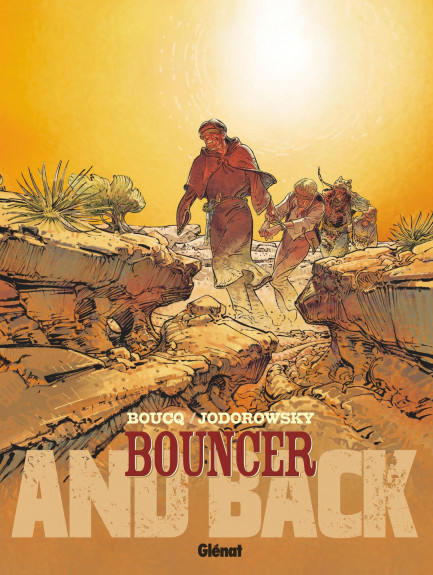 Bouncer (Glénat)  And back