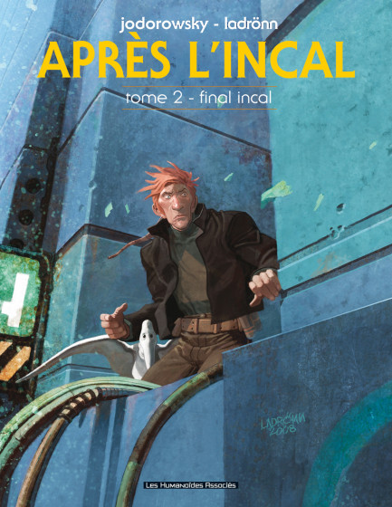 Après l'Incal Final Incal