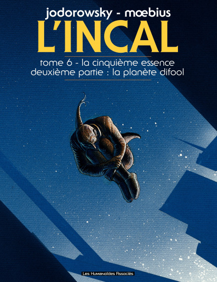 The Incal La Cinquième Essence - Planète Difool