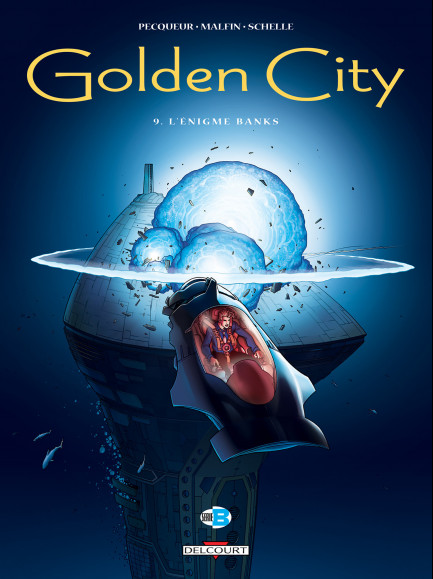 Golden City  L'Enigme Banks