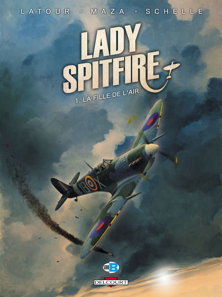 Lady Spitfire  La Fille de l'air