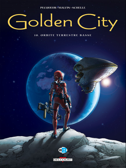 Golden City  Orbite terrestre basse