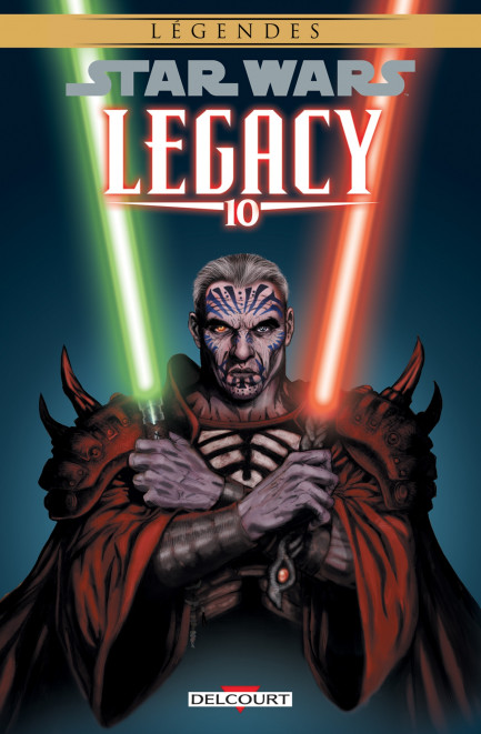 Star Wars - Legacy Star Wars - Legacy T10. NED