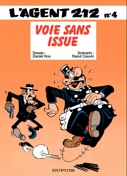 L'agent 212 VOIE SANS ISSUE
