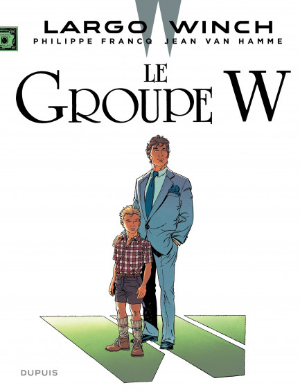 Largo Winch Le Groupe W