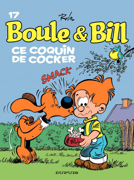 Boule & Bill Ce coquin de cocker