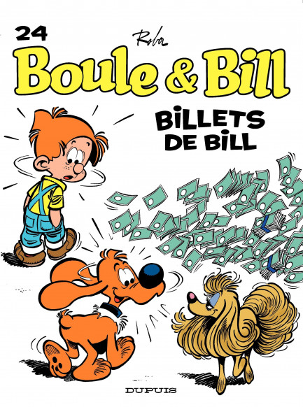 Boule & Bill Billets de Bill