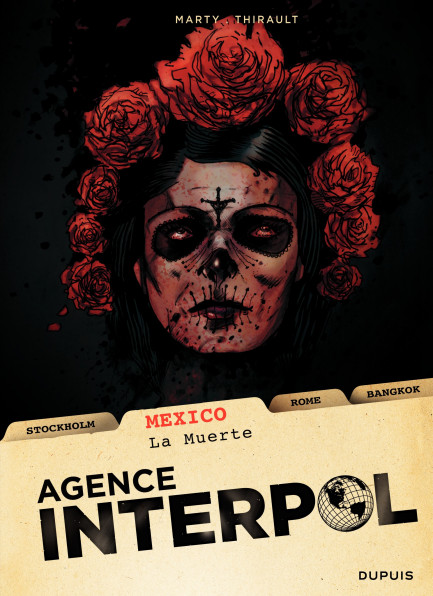 Agence Interpol Mexico