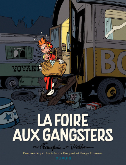 The Gangster's Playground La foire aux gangsters