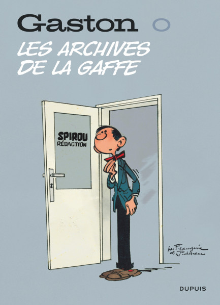 Gaston Edition Chronologique Les archives de la gaffe