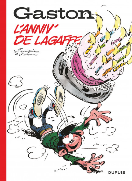 Gaston - 60th anniversary edition L'anniv' de Lagaffe