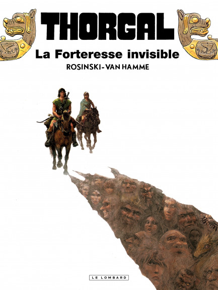 Thorgal La Forteresse invisible