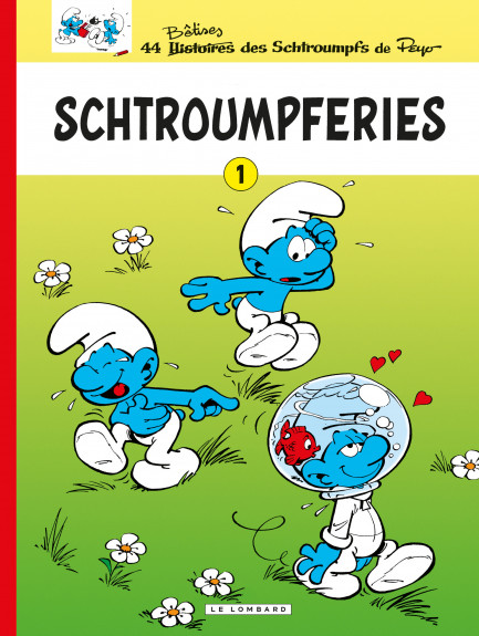 Smurfs (The) - Out Serial - Le Lombard Schtroumpferies T1