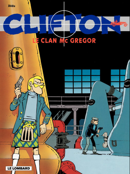 Clifton Le Clan Mc Gregor