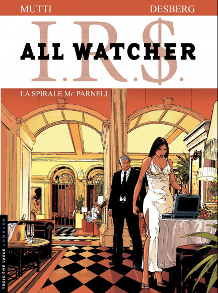 All Watcher LA SPIRALE MC PARNELL