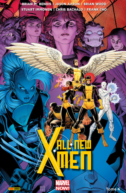 All New X-Men All New X-Men T04
