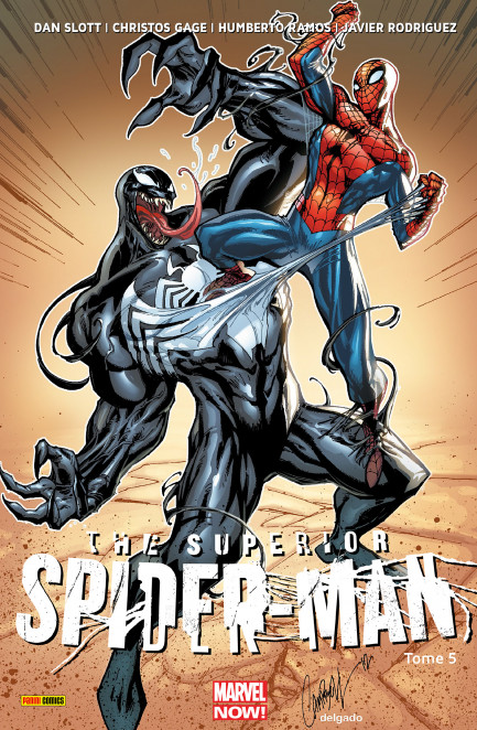 Superior Spider-Man Superior Spider-Man T05