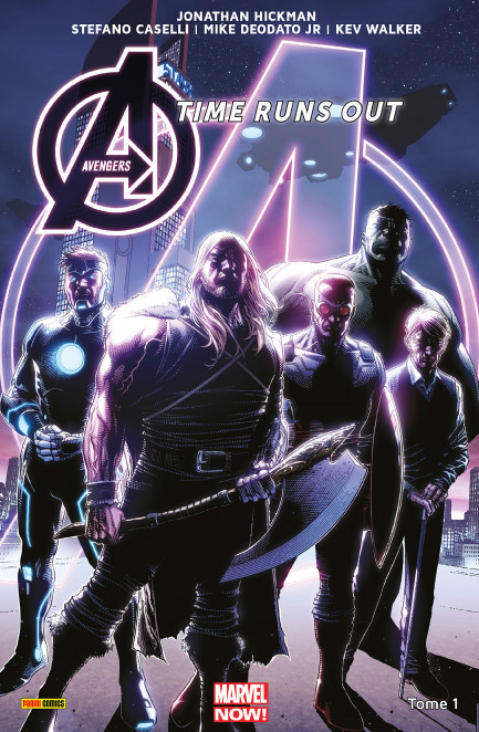 Avengers Time Runs Out Avengers Time Runs Out (2013) T01 : La cabale